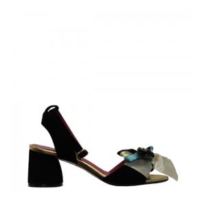 Le Babe - Black sandals