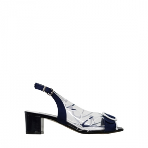 Donna Laura - Vinile art marine sandals