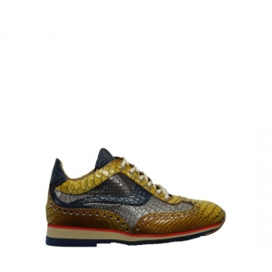 Lorenzi - Fresh sabbia sneakers