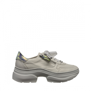 DLS Sport - Naturpearl white sneakers