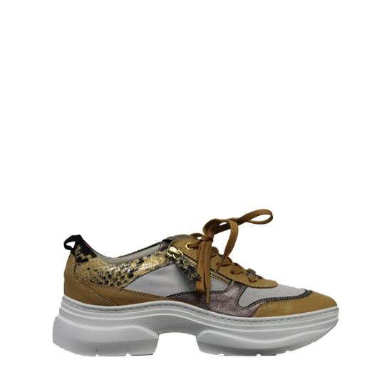 DLS Sport - Velour snow sneakers