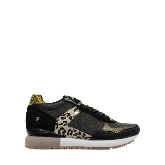Gioseppo - Kunia black sneakers